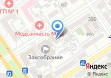 Компания «СИБИРЬПРЕКТСЕРВИС» на карте