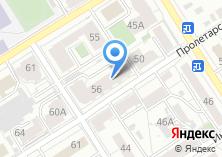 Компания «ДЕВИ» на карте