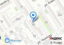 Компания «Поликлиника восстановительной медицины» на карте