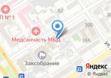 Компания «Старком» на карте