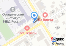 Компания «Собинбанк филиал Западно-Сибирский» на карте