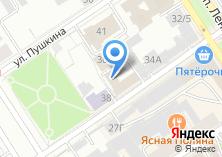 Компания «Управление Алтайского края по печати и информации» на карте