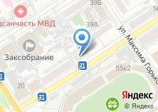 Компания «Бюро-Центр» на карте