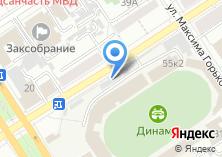 Компания «Диадема» на карте