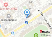 Компания «Бюро экспертизы и контроля за производством работ» на карте