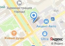 Компания «Александров и К» на карте