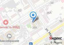 Компания «Интерация-Сибирь» на карте