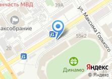 Компания «Магазин фруктов и овощей» на карте