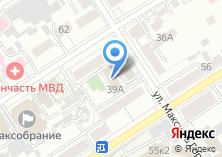 Компания «Вектор-Тур» на карте