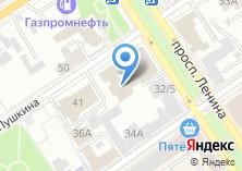 Компания «Учреждение по содержанию административных зданий» на карте