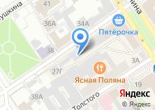 Компания «Алтай-Пром-Инжиниринг» на карте
