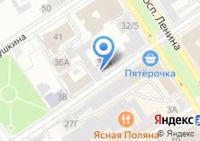 Компания «Алтай СПК» на карте
