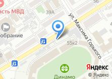 Компания «Брюкке» на карте