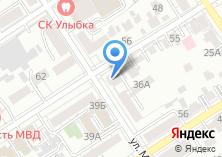 Компания «Хозпром» на карте