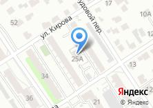 Компания «Алтайский центр земельного кадастра и недвижимости» на карте