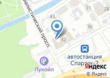 Компания «ГОСТдеталь» на карте