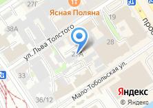 Компания «Алтайэлектро торговая фирма» на карте