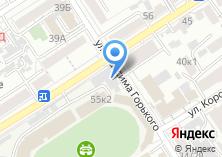 Компания «Городской союз пенсионеро» на карте