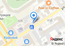 Компания «АТОН» на карте