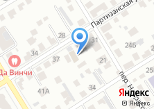 Компания «Российский автостекольный союз» на карте