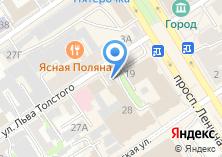 Компания «Твой инструмент» на карте