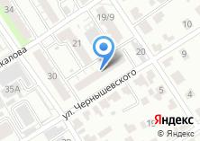 Компания «Алтайская краевая общественная организация Всероссийского общества инвалидов» на карте