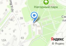 Компания «Радио Дача» на карте