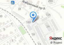 Компания «Перевозчик» на карте