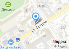 Компания «Пушкинская» на карте