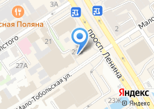 Компания «Винтер» на карте