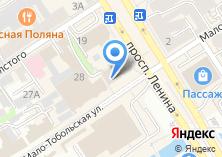 Компания «Русский мех» на карте