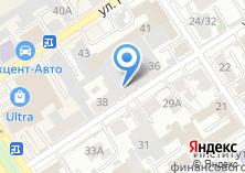 Компания «Молодёжное» на карте