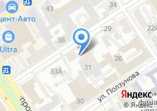 Компания «Единая Сибирская Корпорация» на карте