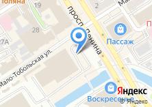 Компания «Ключ-сервис» на карте