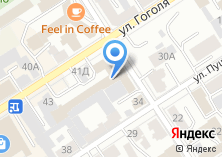 Компания «Статус Профи» на карте