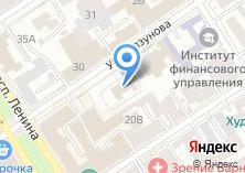 Компания «Алтайский центр контроля качества и сертификации лекарственных средств» на карте