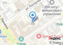 Компания «Промтехбизнес» на карте