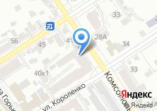 Компания «Интерлок» на карте