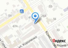 Компания «ТЕРРИТОРИЯ БАРНАУЛ» на карте