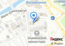 Компания «Алтайские теплицы» на карте