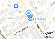 Компания «Priz» на карте