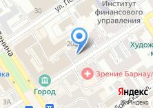 Компания «KofeMart.ru» на карте