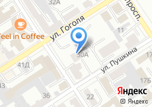 Компания «РОСТЭК-Логистика» на карте