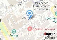 Компания «Терминал.ру» на карте