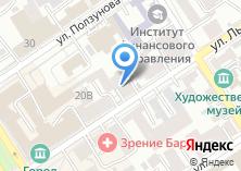Компания «Тихий час» на карте