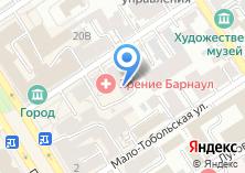 Компания «АНГАИР» на карте