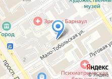 Компания «Алтайский портал недвижимости» на карте