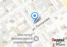 Компания «22 Сервис» на карте