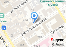 Компания «Арбитражный управляющий Ноздеркин Н.В.» на карте