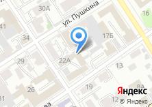 Компания «Адвокатский кабинет Павленко И.А.» на карте